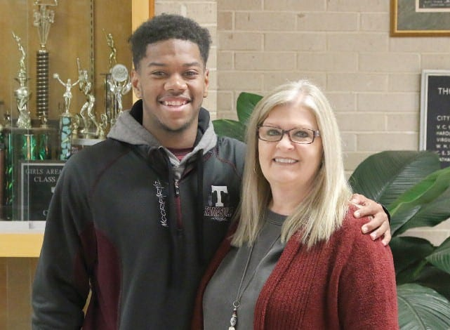 McCreary named 'Intern of the Week' - The Thomasville Times